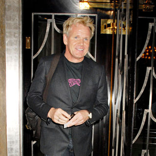 Gordon Ramsay in Gordon Ramsay Leaving Claridges