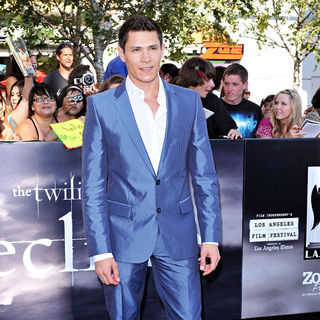 Alex Meraz in 2010 Los Angeles Film Festival - Premiere of 'The Twilight Saga's Eclipse' - Arrivals