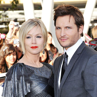 Jennie Garth, Peter Facinelli in 2010 Los Angeles Film Festival - Premiere of 'The Twilight Saga's Eclipse' - Arrivals