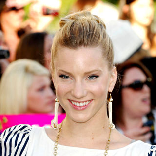 Heather Morris in 2010 Los Angeles Film Festival - Premiere of 'The Twilight Saga's Eclipse' - Arrivals