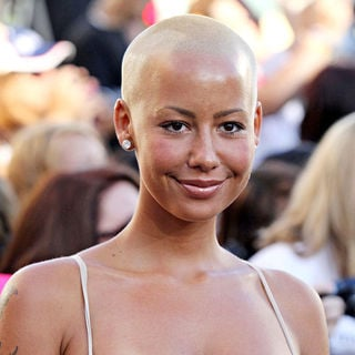Amber Rose in 2010 Los Angeles Film Festival - Premiere of 'The Twilight Saga's Eclipse' - Arrivals