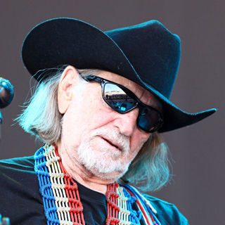 Willie Nelson in The 2010 Glastonbury Music Festival - Day 2