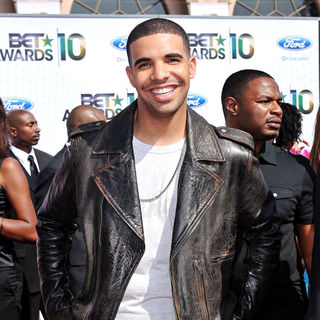 Drake in 2010 BET Awards