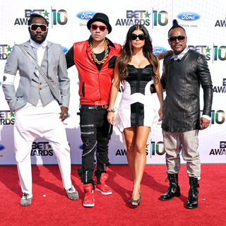 Black Eyed Peas in 2010 BET Awards