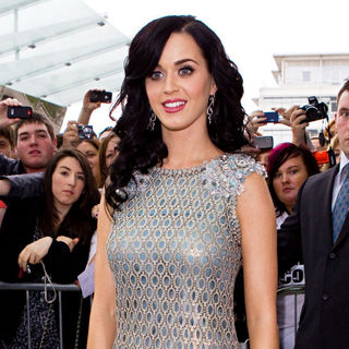 Katy Perry - The 'X Factor' Auditions at 'The Convention Centre'