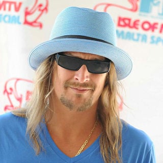 Kid Rock in Pre Concert Press Conference at The Isle of MTV Malta Special 2010 - wenn2910345