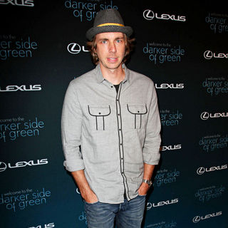 Dax Shepard in The Darker Side of Green Debate Series Moderated by Andy Samberg
