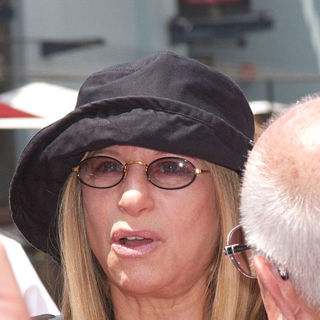 Barbra Streisand in Los Angeles Premiere Of 'Standing Ovation'