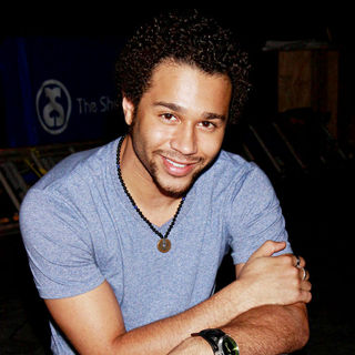 Corbin Bleu in Broadway Barks: The 12th Annual Dog and Cat Adopt-A-Thon