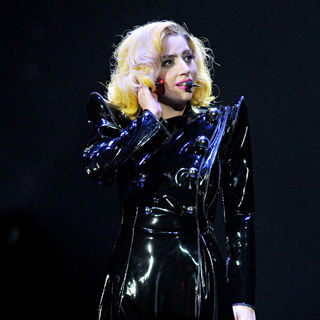Lady GaGa - Lady GaGa Performing Live During Her 2010 Monster Ball
