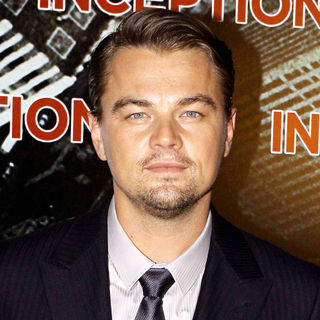 Leonardo DiCaprio in The French Premiere of 'Inception' - Arrivals