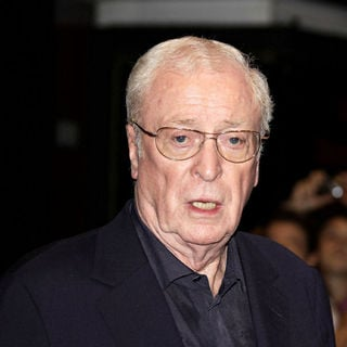 Michael Caine in The French Premiere of 'Inception' - Arrivals