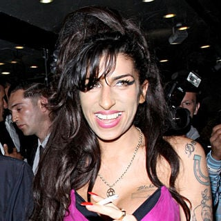 Amy Winehouse in The Psychosis Premiere Shown - Departures