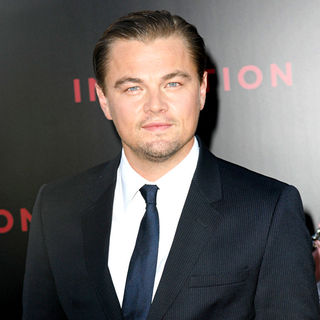 "Leonardo DiCaprio in Warner Bros. Pictures' Los Angeles Premiere of ""Inception"""