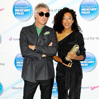 Paul Weller, Corinne Bailey Rae in Mercury Prize Nominations