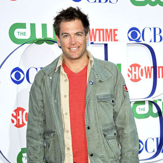 Michael Weatherly in 2010 CBS, CW, Showtime Summer Press Tour Party