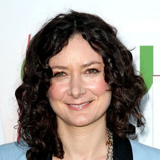 Sara Gilbert in 2010 CBS, CW, Showtime Summer Press Tour Party
