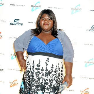 Gabourey Sidibe in Casio's Shock The World 2010 Event - Red Carpet