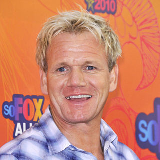Gordon Ramsay in Fox All-Star Party