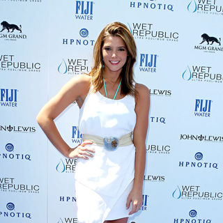 Ashley Greene in Parties at Wet Republic - Red Carpet