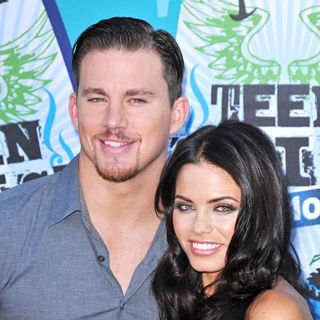 Channing Tatum, Jenna Dewan in The 12th Annual Teen Choice Awards 2010