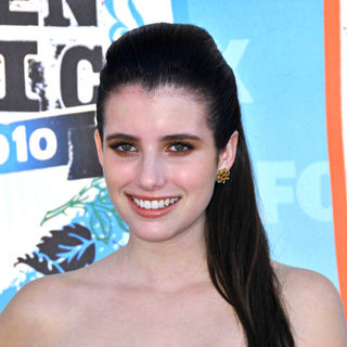Emma Roberts - The 12th Annual Teen Choice Awards 2010