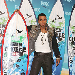 Jason Derulo in The 12th Annual Teen Choice Awards 2010