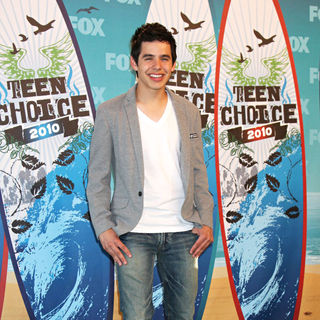 David Archuleta in The 12th Annual Teen Choice Awards 2010