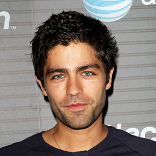 Adrian Grenier in Blackberry Torch From AT&T U.S. Launch Party - Arrivals