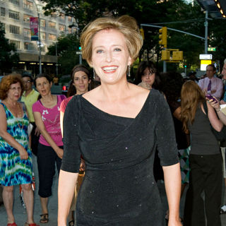 Emma Thompson in New York Premiere of 'Nanny McPhee Returns'