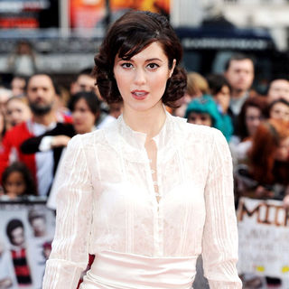 Mary Elizabeth Winstead in UK Premiere of 'Scott Pilgrim Vs. The World' - Arrivals
