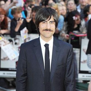 Jason Schwartzman in UK Premiere of 'Scott Pilgrim Vs. The World' - Arrivals - wenn2967397