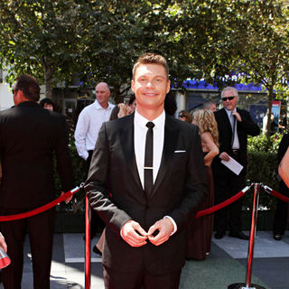 Ryan Seacrest in 2010 Creative Arts Emmy Awards - Arrivals