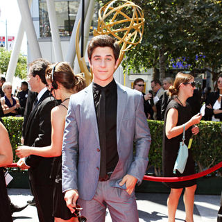 David Henrie in 2010 Creative Arts Emmy Awards - Arrivals