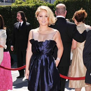 Erika Christensen in 2010 Creative Arts Emmy Awards - Arrivals