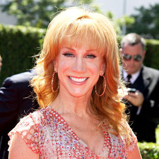 Kathy Griffin in 2010 Creative Arts Emmy Awards - Arrivals