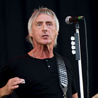 Paul Weller in The V Festival 2010 - Performances - Day Two