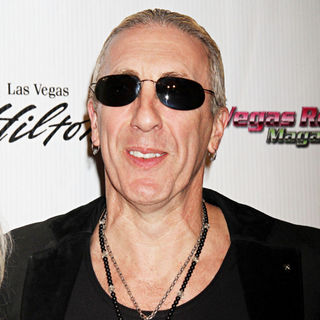 Dee Snider in 'Vegas Rocks!' Magazine Awards - Arrivals