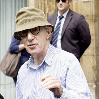 Woody Allen in Woody Allen on A Holiday Break in Oviedo