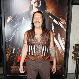 Danny Trejo in The LA Premiere of 'Machete'