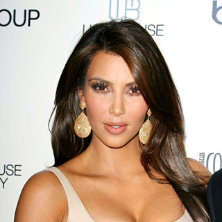 Kim Kardashian - Los Angeles Confidential Magazine's Fall Fashion Issue Celebration