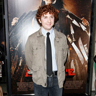 Daryl Sabara in The LA Premiere of 'Machete'