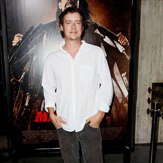 Jason London in The LA Premiere of 'Machete'