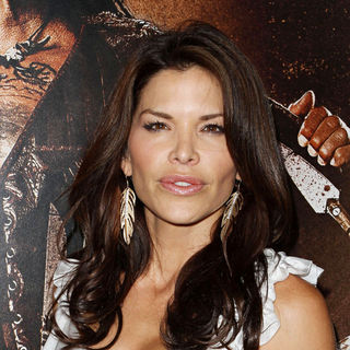 Lauren Sanchez in The LA Premiere of 'Machete'