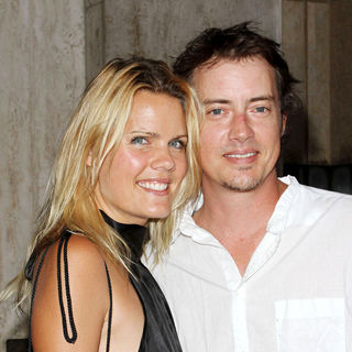 Sofia Karstens, Jason London in The LA Premiere of 'Machete'
