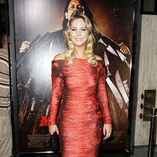 Dana Rosendorff in The LA Premiere of 'Machete'