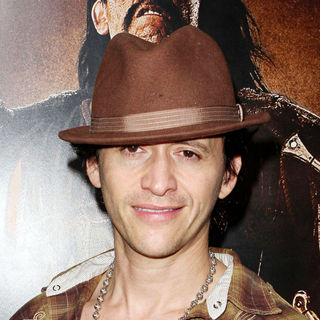 Clifton Collins Jr. in The LA Premiere of 'Machete'