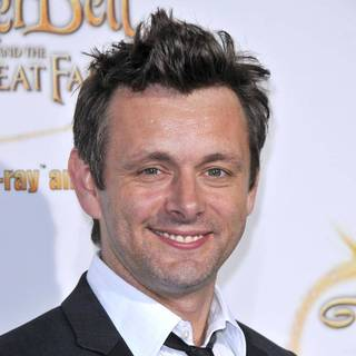 Michael Sheen in The Disney/Pixar Picnic-in-The-Park World Premiere of 'Tinker Bell and The Great Fairy Rescue'