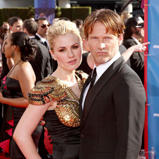 Anna Paquin, Stephen Moyer in The 62nd Annual Primetime Emmy Awards