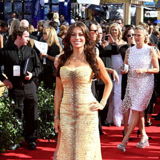 Sofia Vergara in The 62nd Annual Primetime Emmy Awards